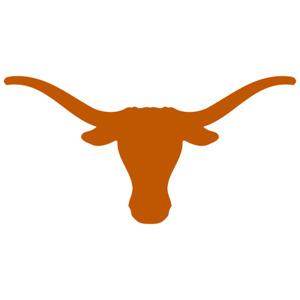 Texas Longhorns NCAA Football Vinyl Sticker Car Truck Window Decal Laptop