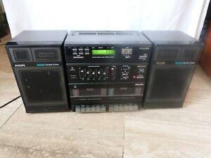 "Boombox Ghettoblaster "" Philips D 8678 """