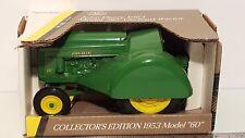 Ertl John Deere Model 60 Orchard tractor 1/16 diecast metal farm tractor replica