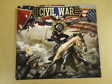 DIGIPACK CD / CIVIL WAR - GODS AND GENERALS