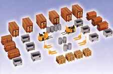 Kibri 38647 Decode Set Small Containers and Cargo Kit H0