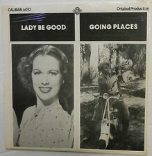LADY BE GOOD & GOING PLACES soundtrack SEALED LP