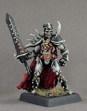 Dauron Necropolis Hero Reaper Miniatures Warlord Fighter Undead Skeleton Melee