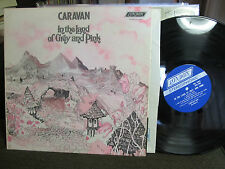 Caravan in the land of grey and pink gate orig london us lp '71 nm folk psych !!