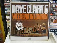 Dave Clark Five 5 Weekend In London vinyl LP Epic 1965 MONO