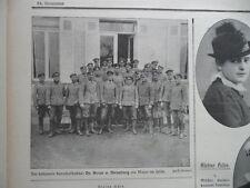 1915  Požarevac Passarowitz Artur von Weinberg Pferderennen