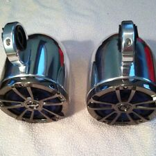 Polished Wake Tower Speakers New