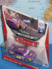 DISNEY WORLD OF CARS N20 COLA NO. 68 #2/16 PISTON CUP **BRAND NEW & RARE**