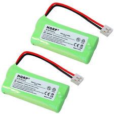 2-Pack HQRP Battery for VTech BT183348 BT283348 89-1300-00-00 89-1300-01-00