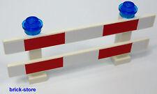 LEGO® City / Eisenbahn  Polizei Absperrung