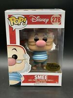 Funko Pop! Disney #278 Smee Disney Treasures Exclusive