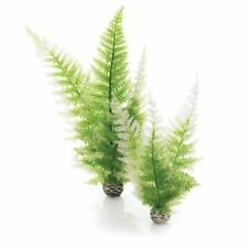 Oase biOrb Easy Plant 2 Pack Winter Fern 28cm Fish Tank Aquarium Decor