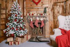 7x5ft Christmas Tree Xmas Decor Studio Background Photography Prop Backdrop Show