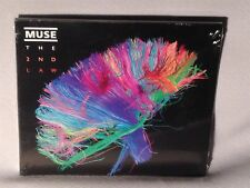 CD MUSE The 2nd Law CANADA DIGIPAK NEW MINT SEALED