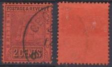 *B. GUIANA*     Seal of the Colony     2c,  ,   Used