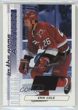 2003-04 ITG Action Game-Used Jerseys /300 Erik Cole #M-98