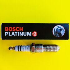 New BOSCH Platinum+2 Spark Plug - Made in Germany