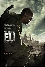 "The Book of Eli (2010) Movie Poster New 24""x36"" Denzel Washington, Mila Kunis"