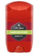 2 X Old Spice DANGER ZONE  Deodorant For Man Stick  50ml