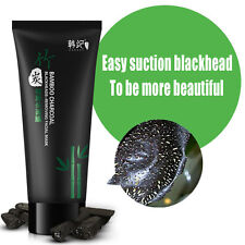 Charcoal Activated Black Mask blackhead spot Remover Peel-off Facial Face Mask