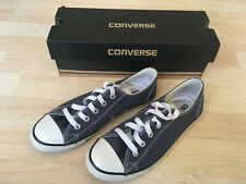 Womens Navy Converse Trainers  - Size 4 UK - Excellent Condition - Boxed