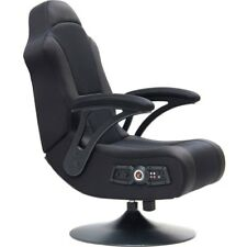 Video Gaming Chair with Bluetooth and RCA Input and Surround Sound Speaker Setup