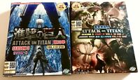 Attack on Titan (Season 3: Part 1 & 2 + Junior High) ~ 5-DVD ~ English Version ~