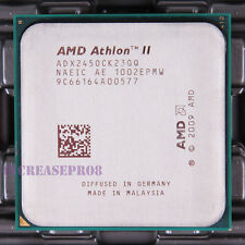 AMD Athlon II X2 245 ADX245OCK23GQ CPU Processor 533 MHz 2.9 GHz Socket AM3
