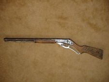 DAISY BB GUN RIFLE No. 111 Model 40 RED RYDER CARBINE SADDLE RING used