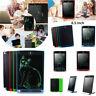 "8.5"" LCD Portátil tableta e-Writer Escritura de dibujo Memo Board Pad Tablet Nue"