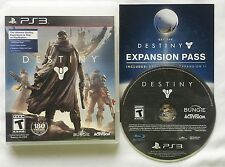 PS3 DESTINY VIDEO GAME SONY PLAYSTATION 3 OVER 180 AWARDS BLU-RAY DISC @@@@@@@@@