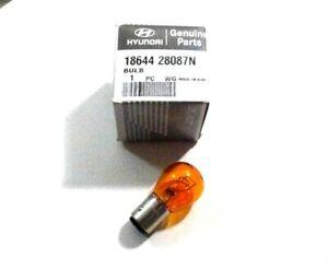 Bulb-Amber Turn Signal GENUINE KIA 1864428087N Fits Various 2004-2016 HYD / KIA
