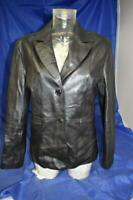 Vali Collection Leather Jacket UK 16 Lot CT81