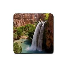 Havasu Falls Arizona drink coasters 4 pack D74
