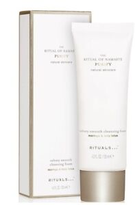 The Rituals Of Namaste (Velvety Smooth Cleansing Foam)
