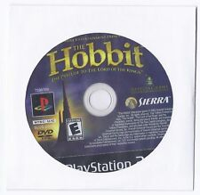 The Hobbit The Prelude to the Lord Of The Rings Video Game Playstation 2