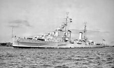 ROYAL NAVY DIDO CLASS LIGHT CRUISER HMS SIRIUS