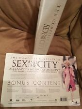 SEX AND THE CITY COMPLETE COLLECTION DVD Seasons 1-6  and Movies