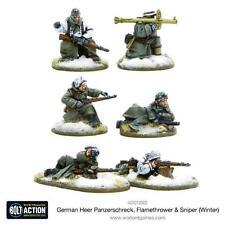 1:6 Scale Figura Azione BAZOOKA Panzerschreck ANTI TANK Lanciarazzi Ba/_2b