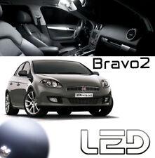 BRAVO 2 Kit 6 Ampoules LED Blanc éclairage intérieur Plafonnier Coffre Miroirs