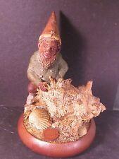 """Tom Clark Gnomes Skipper Gnome With Seashells 8"""""""