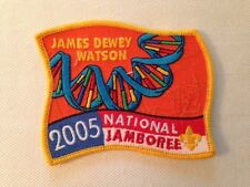 2015 National Jamboree Subcamp 12 James Dewey Watson Patch MINT condition