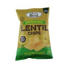 Eat Real (Cofresh) Organic Lentil Chips Sea Salt 100G (10 Pack)