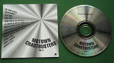 Motown Chartbusters Vol 3 Martha Reeves Edwin Starr Smokey Robinson + CD