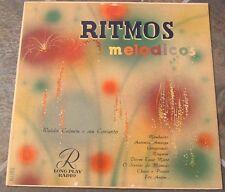 "10 Inch Latin Album By Waldir Calmon, ""Ritmos Melodicos"" on Discos Radio  Brazil"