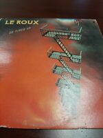Record Album LP  Le Roux So Fired UP VG