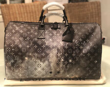 Louis Vuitton M44166 Kim Jones Keepall 50 Galaxy Hand Bag Monogram