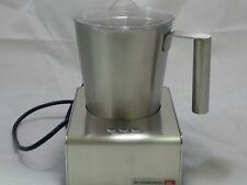 1 Cappuccinatore Milk Frother Illy Caffè Monta Latte in Acciaio inox 20709