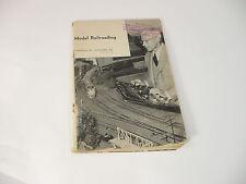 MODEL RAILROADING VINTAGE PUBLICATION MILWAUKEE, WISCONSIN
