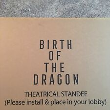 Bruce Lee Birth Of The Dragon Movie  Theatrical Standee. Brand New.